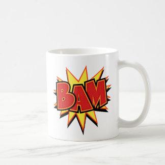Bam-3 Basic White Mug