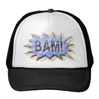 BAM! Distressed look Emeril Apron Hat