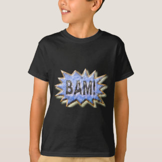 BAM! Distressed look Emeril Apron T-Shirt
