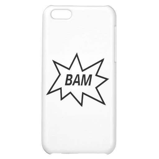Bam! Cover For iPhone 5C