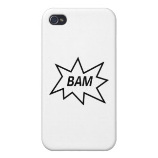 Bam! iPhone 4 Cases