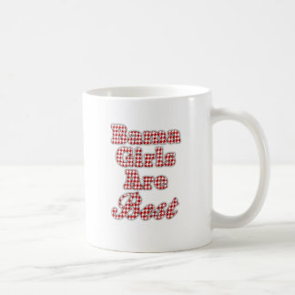 Bama Girls Are Best Basic White Mug