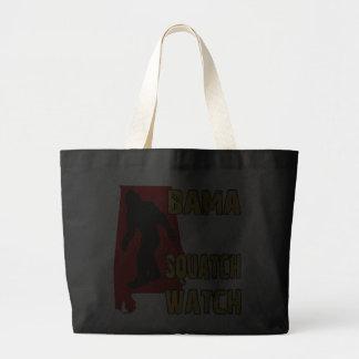 Bama Squatch Watch Canvas Bag