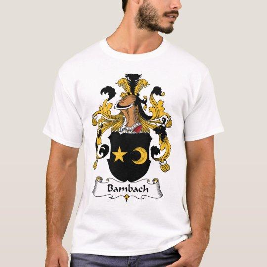 Bambach Family Crest T-Shirt