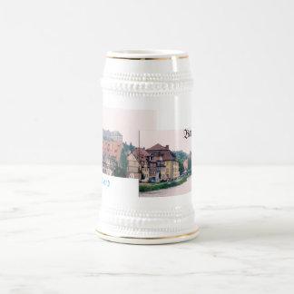 Bamberg, Germany Beer Stein