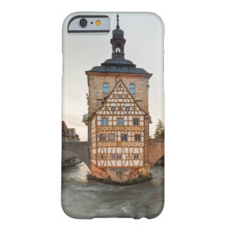 Bamberg Old Town Hall and Obere Bridge Barely There iPhone 6 Case
