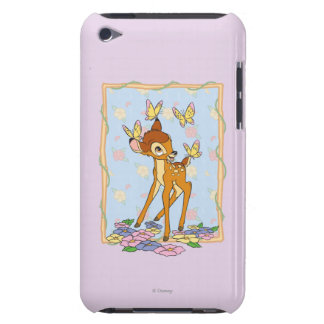 Bambi and Butterflies iPod Touch Cover