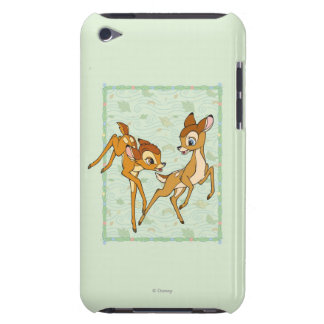 Bambi and Faline iPod Case-Mate Cases
