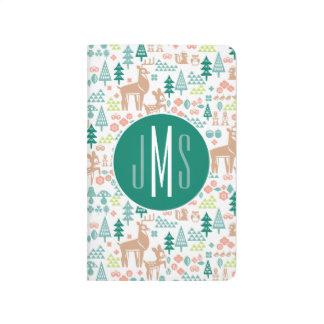 Bambi and Woodland Friends Pattern | Monogram Journal