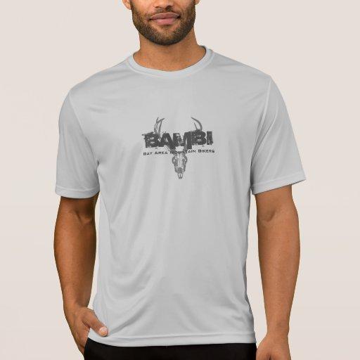 bambi : by corner tee shirts
