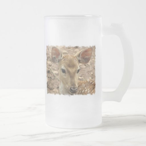 Bambi Deer Beer Mug