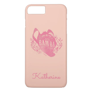 Bambi | Oh Dear | Your Name iPhone 8 Plus/7 Plus Case