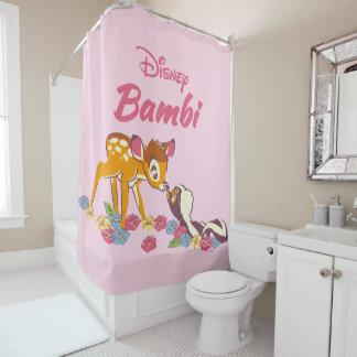 Bambi | Sweet as can be Shower Curtain
