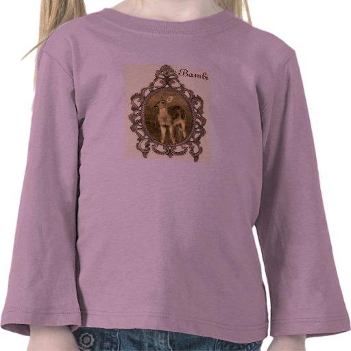 Bambi Toddlers long sleeved top Shirts