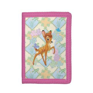 Bambi Trifold Wallet