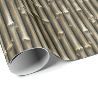 Bamboo 1 Wrapping Paper