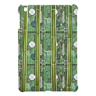 Bamboo and Hard Drives iPad Mini Covers