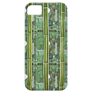 Bamboo and Hard Drives iPhone 5 Covers