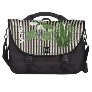 Bamboo and Lily Aries Laptop Commuter Bag