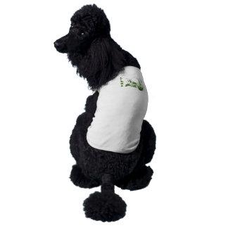 Bamboo and Lily Libra Sleeveless Dog Shirt