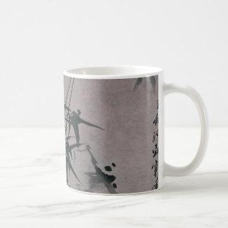 Bamboo and Rocks 2 - Zheng Xie (1693 - 1765) Coffee Mug