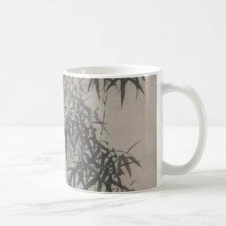 Bamboo and Rocks - Zheng Xie (1755 - 1765) Coffee Mug