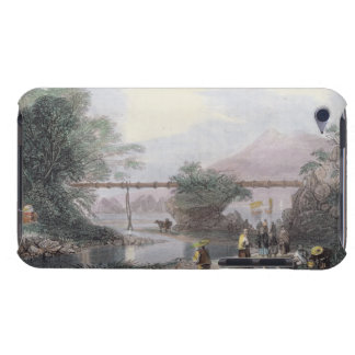 Bamboo Aqueduct at Hong Kong, engraved by Henry Ad iPod Touch Case