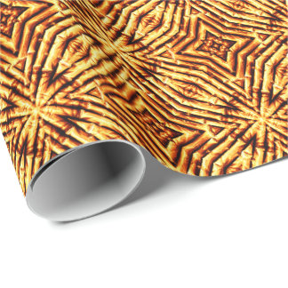 Bamboo Art 2B Wrapping Paper