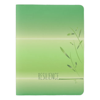 bamboo asanas large journal __ resilience