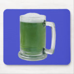 Bamboo Beer Mouse Pads