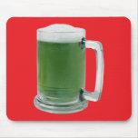 Bamboo Beer Mousepad