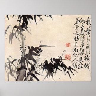 Bamboo by Hsu Wei Print