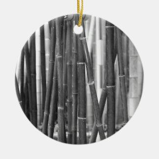 Bamboo Christmas Ornament