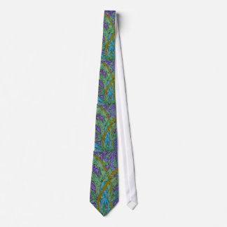 Bamboo Chute Tie