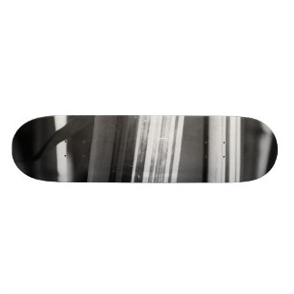 Bamboo closeup skateboard decks