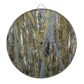 Bamboo Dartboard
