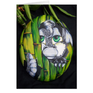Bamboo Fantasy Just Hatched Baby Dragon Card