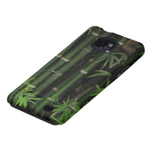 Bamboo ... Fao Rai, Nong Khai, Isaan, Thailand Samsung Galaxy Case