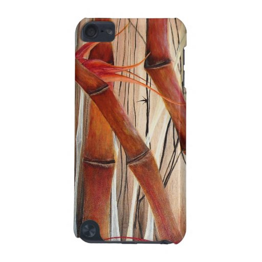 Bamboo Forest iPod Touch (5th Generation) Case