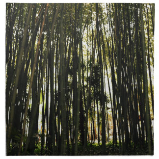 Bamboo Forest Napkin