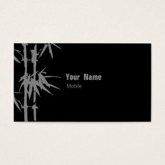 Bamboo Green Business Card