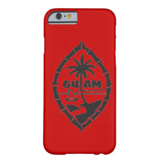 Bamboo Guam Seal Case iPhone 6 case Barely There iPhone 6 Case