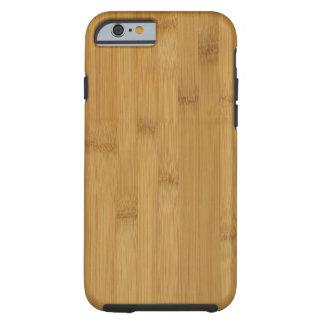 Bamboo iPhone6, Tough Tough iPhone 6 Case