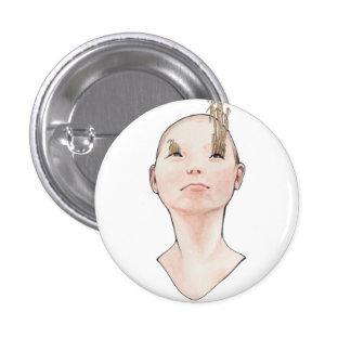 """Bamboo Lashes"" Original Erica Ward Pin"