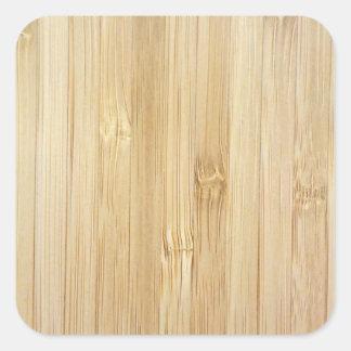 Bamboo-Look Sticker