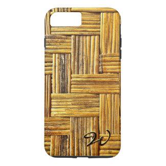 Bamboo Mat 1 iPhone 7 Plus Case