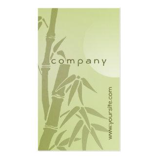 Bamboo Moon Business Card