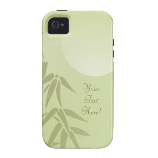 Bamboo Moon Case-Mate Case iPhone 4/4S Cover
