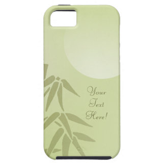 Bamboo Moon Case-Mate Case iPhone 5 Case