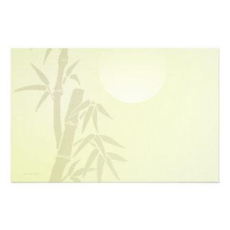 Bamboo Moon Stationery